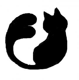 猫ハート2