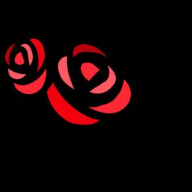 薔薇にゃん
